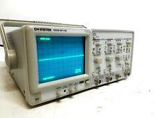 GW Instek Oscilloscope GOS-6112