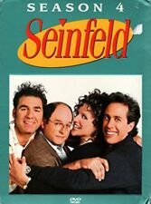 Seinfeld - Season 4 DVD, 2005 4-Disc Set includes 13 hrs Special Features & More