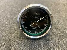 SMITH TYPE SPEEDOMETER 0-80 MPH BSA TRIUMPH NORTON AJS MATCHLESS ROYAL ENFIELD