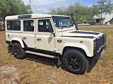 1991 Land Rover Defender County Station Wagon