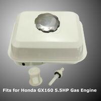 Engine Fuel Gas In-Tank + Filter Cap Petcock 4L For Honda GX160 5.5HP GX200