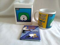 Vintage Dilbert Let Me Drop Everything And Work On Your Problem Coffee Cup Mug