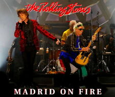 The Rolling Stones - MADRID 2014 LIVE 2CD + Bonus DVDR - Limited & Numbered