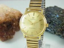 Tissot Seastar Seven Handaufzug Vintage Vergoldet Herrenuhr 315 T Top Zustand