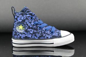 Neu Converse Step Hi Baby Unisex Camo Sneaker Sportschuhe Schuhe 754350C