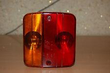 Rückleuchte Links o. Rechts 4 Funktionen 98 x 104 mm Rücklicht Anhänger Leuchte