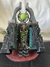 Necrons new Monolith,painted