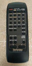 Technics Remote RAK-SL122WH SLPD1000 SLPD1010 SLPD867 SLPD967 SLPD987 Tested