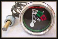 Water Temperature Gauge fits IH 350, 400, 450, 460, 560, 660, C, Super C, 200