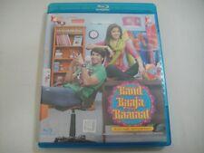 Band Baaja Baaraat (2010) - Blu-Ray/DVD Region Free/5 | Like-New | Bollywood