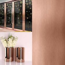Розовое золото глянец самоклеящийся контакт бумага ремесло виниловый рулон украшение дома