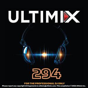 Ultimix 294 CD Ed Sheeran Top 40 Dance Pop Club Country Walker Hayes Latin Elton
