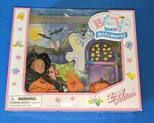 Zapf Creation Baby Born Mini World Halloween Set Witch Doll and Accessories New