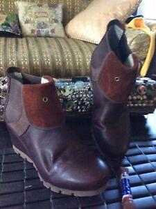 Merrell Cinnamon Smooth Ladies Footwear 7.5