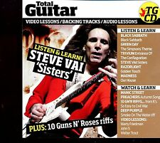 Total Guitar CD / Issue #168