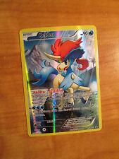 NM FULL ART Pokemon Mythical KELDEO Card Black Star PROMO XY118 Collection Box