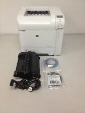 HP LaserJet P4014DN Workgroup Laser Printer (CB512A) refurb with NEW toner