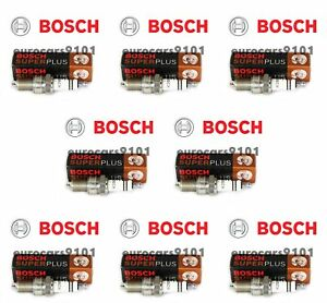 Volvo 940 Bosch Spark Plugs 7995 7995 Set of 8