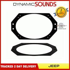 "CT25JP01 4x6"" Car Speaker Adaptor for Jeep Wrangler (1997-2006)"