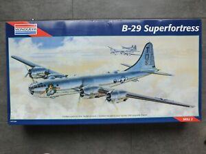 Monogram 1:48 Modellbausatz Superfortress B-29 Nr. 5706 Skill 2