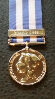 Collectables Queen Victoria Egypt Suakin 1885 Military Award Medal