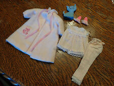 VINTAGE BARBIE SKIPPER DREAMTIME OUTFIT EXC SHAPE