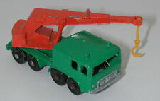 Matchbox Lesney No. 30 8 Wheel Crane oc15542