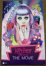 KATY PERRY: PART OF ME - 11x17 Original Promo Movie Poster MINT AMC Exclusive