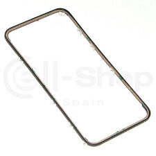 Marco Soporte Pantalla Tactil LCD para iPhone 4 Negro con Adhesivo Fijador 3M