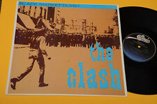 CLASH LP BLACK MARKET 1°ST ORIG 1980 NM ! EPIC PE 38540 !