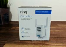 Ring Chime Pro Wi-Fi Extender and Indoor Chime - Brand New & Sealed