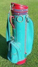 Vintage Izod Lacoste golf bag