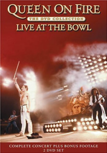 Queen: On Fire - Live At The Bowl (DVD) (2004) Freddie Mercury
