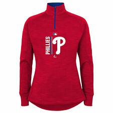 Majestic Girls MLB Philadelphia Phillies Fleece Sweatshirt Medium 8-10 NEW $45