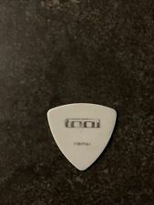 Tool Justin Chancellor Guitar Pick Stage Used 2019 Tour