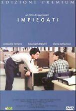 DvD IMPIEGATI  (1985) *** Elena Sofia Ricci Barbareschi Ferrara ***......NUOVO