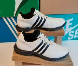 Adidas Golflite TR White Golf Shoes Size 9.5