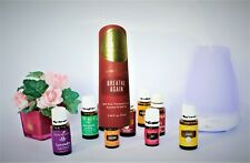 *** Young Living BREATH AGAIN ROLL ON Essential oil *** DISCOUNT INSIDE FREE SHI