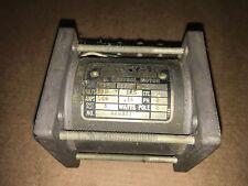 DIEHL AC Control Motor 115v .16amp 5w PPE 25 22