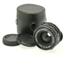 Pentax Asahi Super multi coated Takumar 35mm f3.5 M42 Mount With Caps & Case