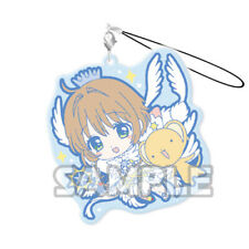 Card Captor Sakura Sakura and Kero-chan Duo Rubber Phone Strap NEW