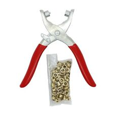 Eyelet Pliers Tool Hole Punch With Eyelets Leather Craft Plier Leather Fabric