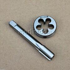 13.5mm x 1 HSS Left hand Thread Tap and Die M13.5 x 1.0mm