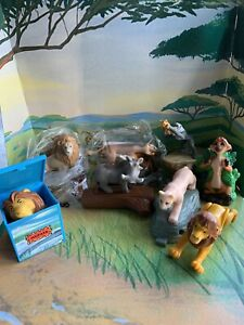 THE LION KING FIGURES LOT Mixed Happy Meal Toys