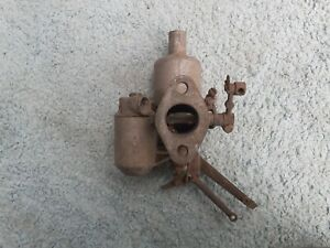 SU H2 Carburettor , horizontal mounting