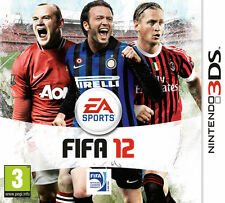 Fifa 12 (Calcio 2012) Nintendo 3DS IT IMPORT ELECTRONIC ARTS