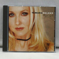 Tamara Walker Angel Eyes Promotional CD 2002 Curb Records