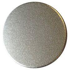 "Rmp Stamping Blanks, 1/2 Inch Round, Aluminum .032"" (20 Ga.) - 50 Pack"