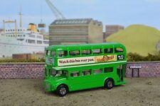 R&L Diecast: Corgi 469 Green Routemaster Bus Rowntree Lion Bar, Route No.14