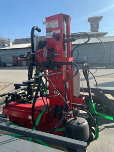 Hunter Tire Changer A34